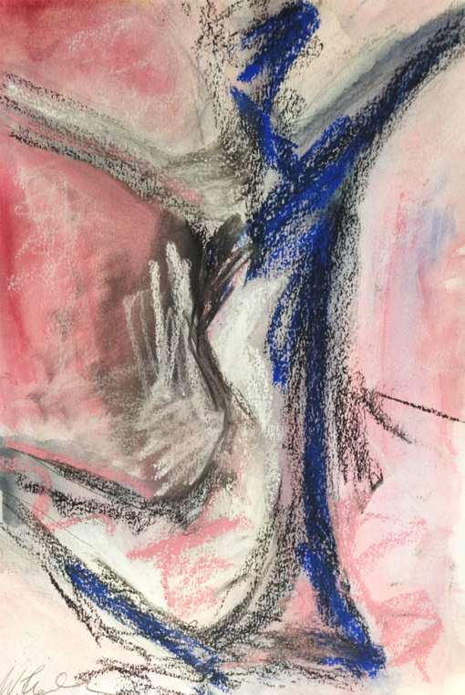 """Painting """"Dancer no 1"""""""