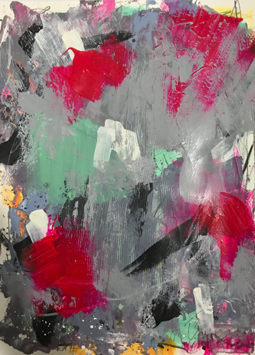 "Abstract Painting ""Playground 2"""