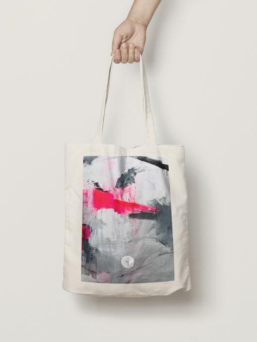 "Cotton Bag ""Love Story no 3"" A"