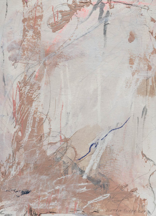 Abstract Painting_I can look at you without end_WFA