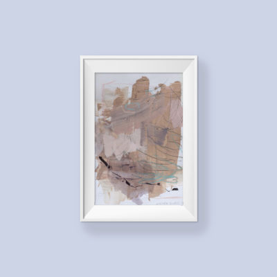 Abstract Painting_Your hugs are the sweetest_WFA_frame