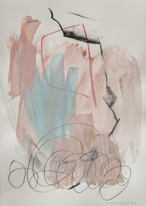 Abstract painting_Live your way_WFA