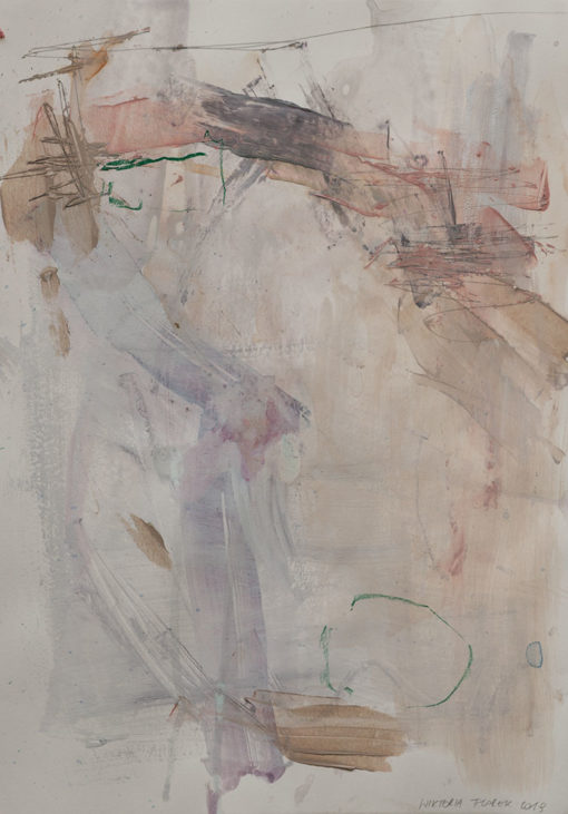 Abstract painting_You can reach the stars_WFA