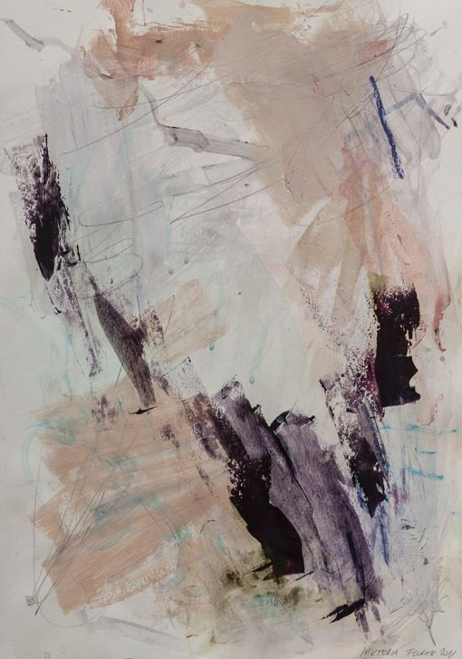 Abstract painting_You're valuable_WFA